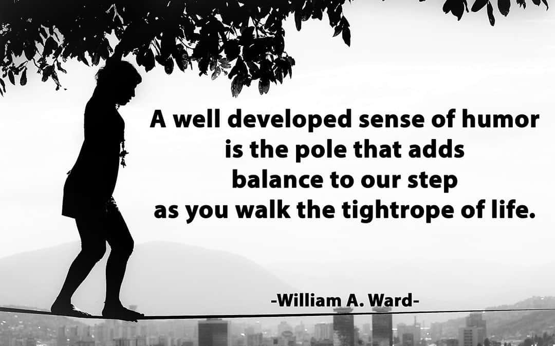 Balance in Life?