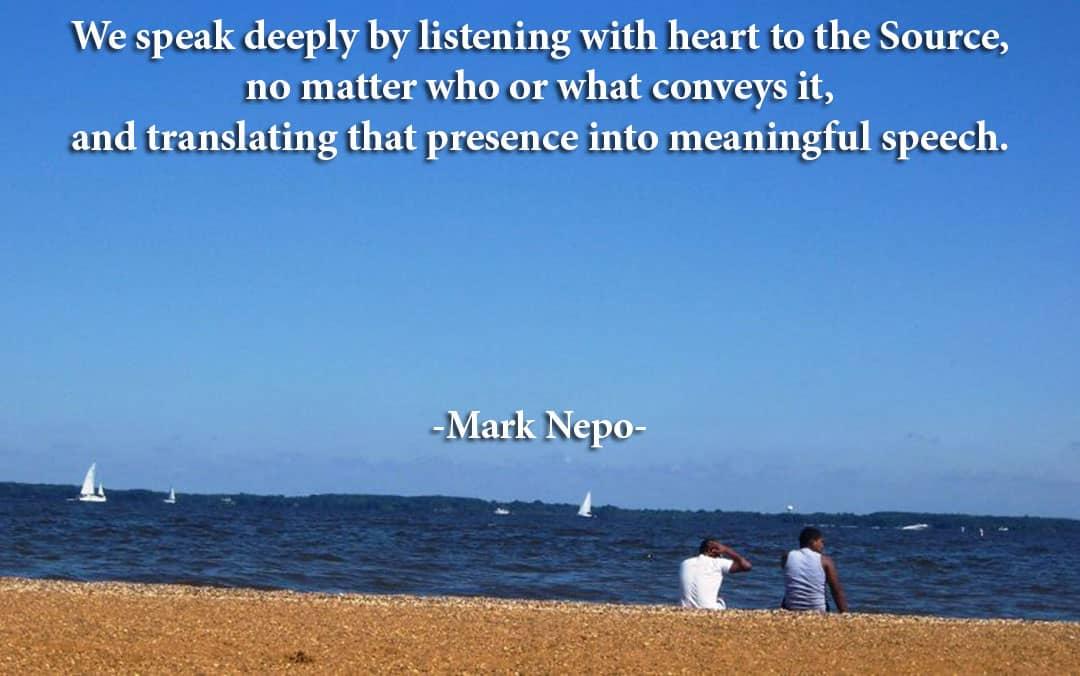 Deep Speaking
