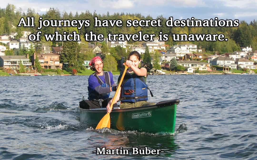 Journeys and Destinations