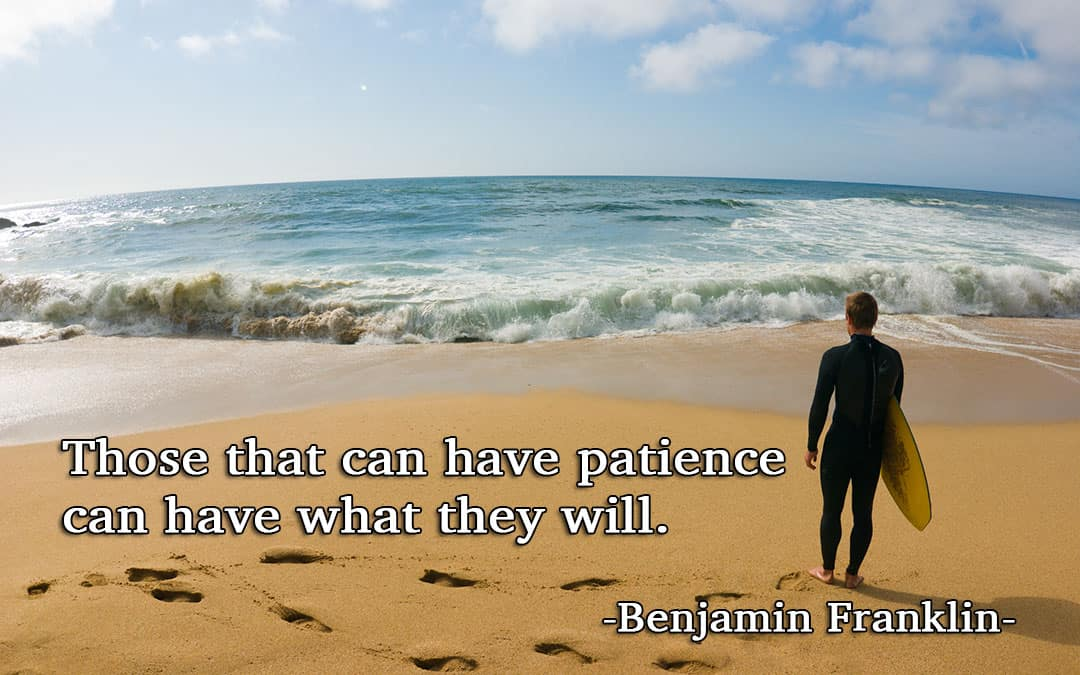 Patience as Power