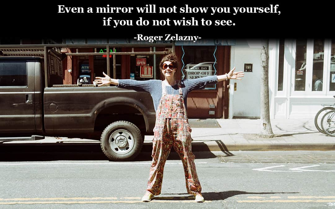Show Yourself…