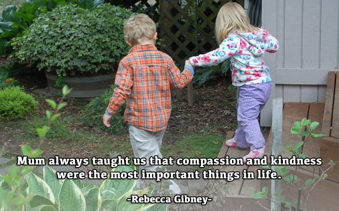 Compassion and Kindness