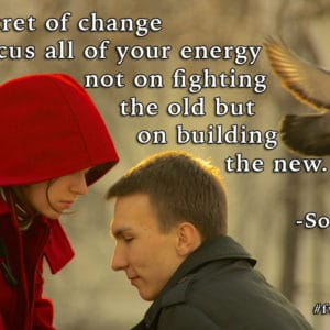 The Alchemy of Change