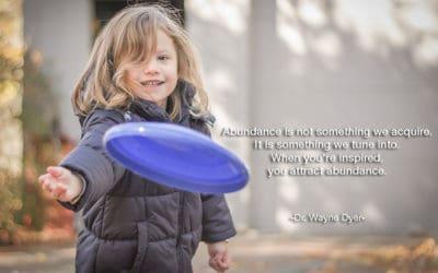 Abundance Inspiration and You