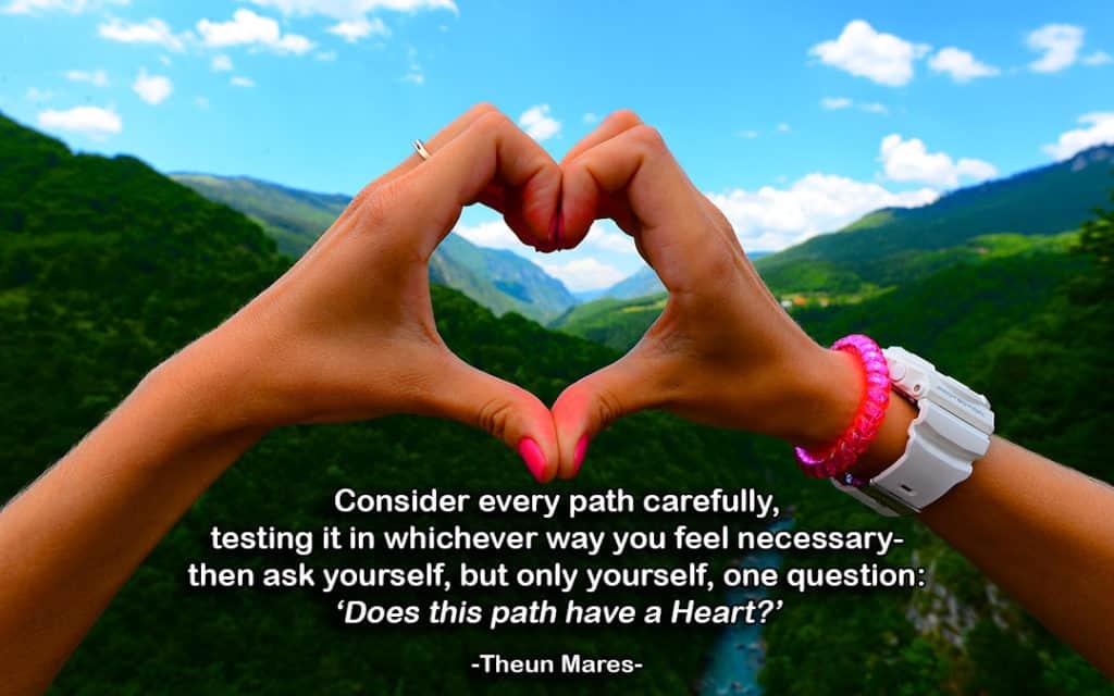 Heart Paths