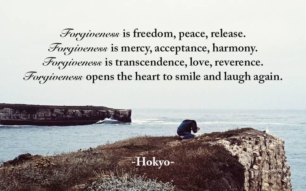 The Soulful Art of Forgivness