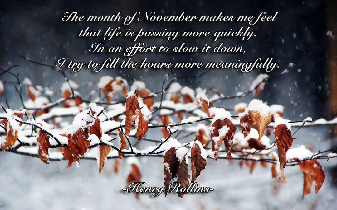 November Passage