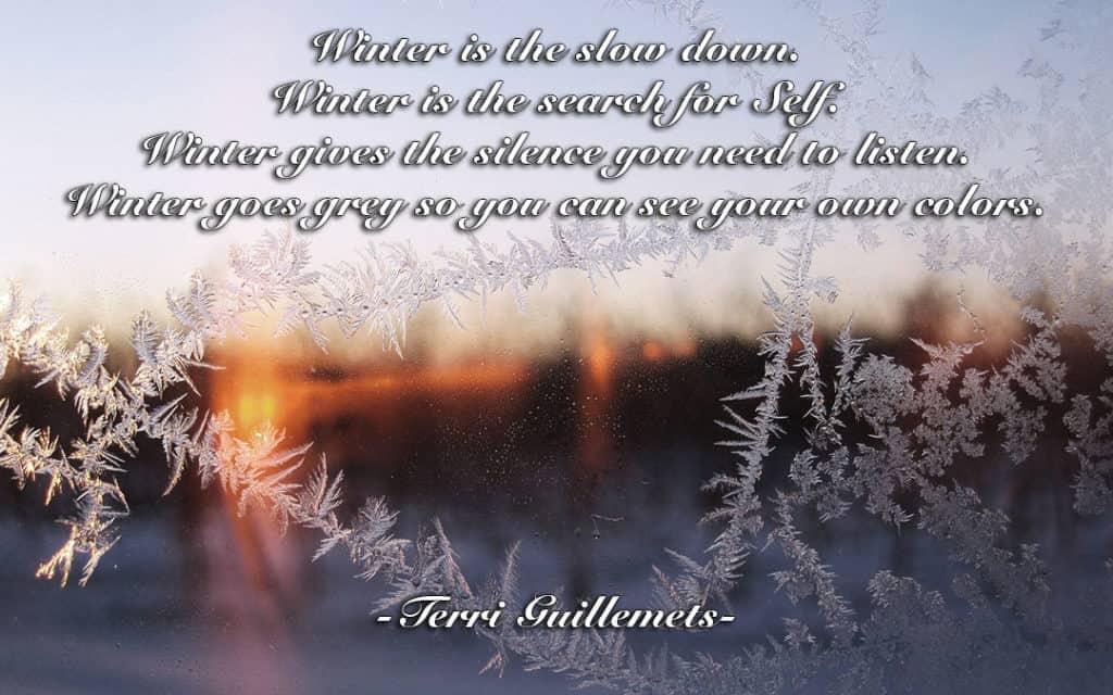 The Wonder of Winter