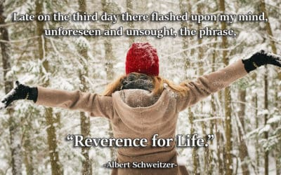 Reverence for Life?