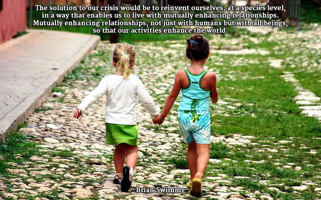 Mutually Enhancing Relationships?