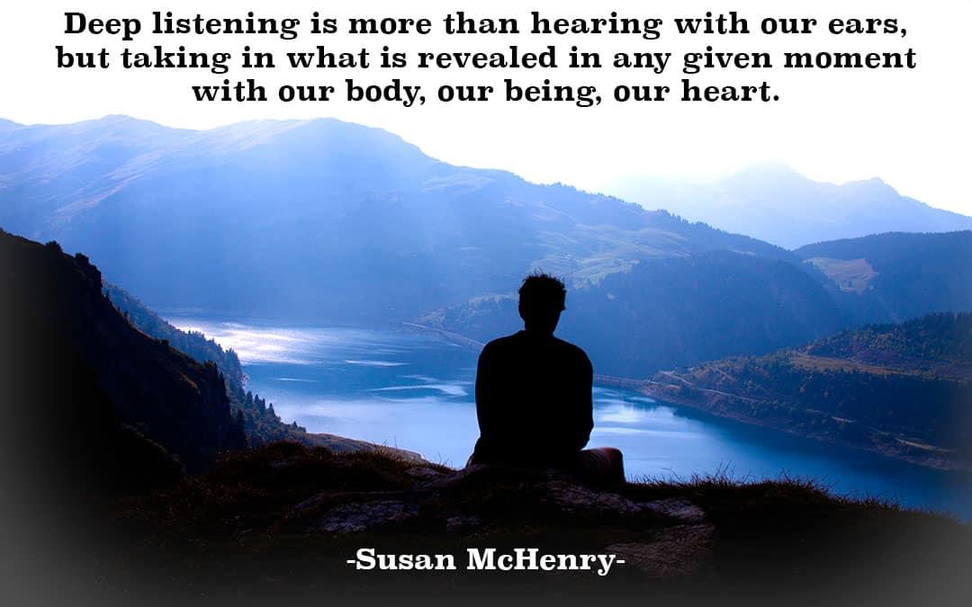 Embracing Wisdom – Listen