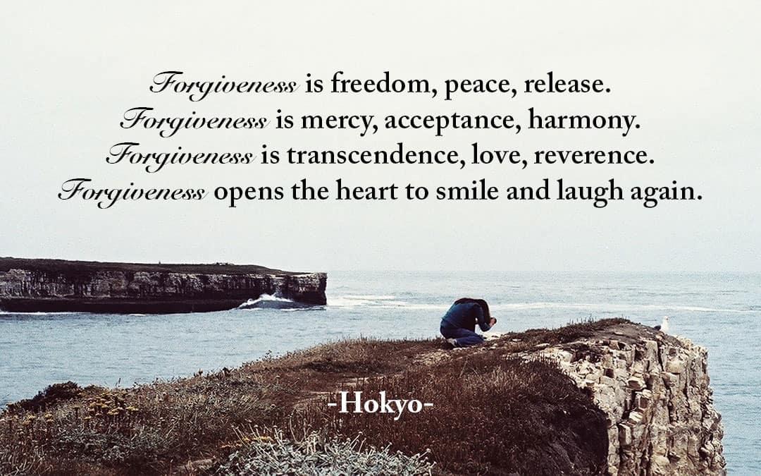 The Soulful Art of Forgiveness