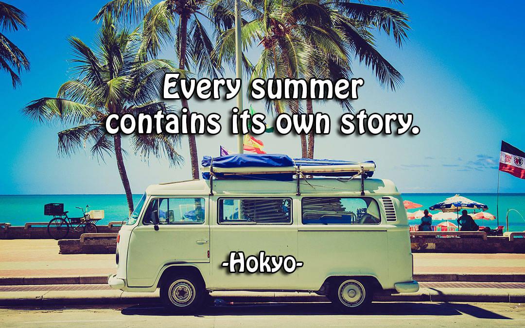 Summer Wonder