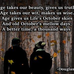 October Awakening