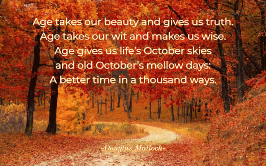 October Ways