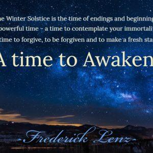 Awakening to Darkness and Light