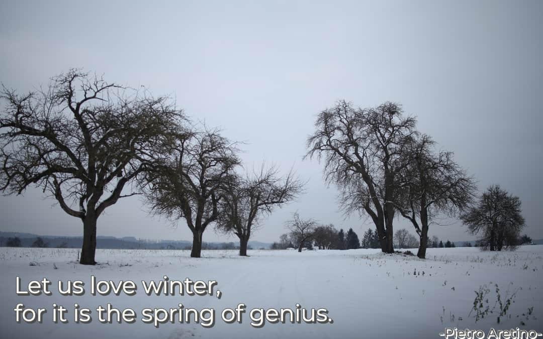 February's Genius